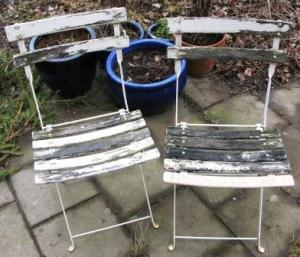 Lagade stolar
