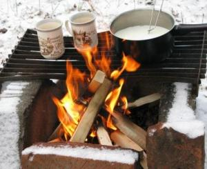 Värme och trivsel i köket
